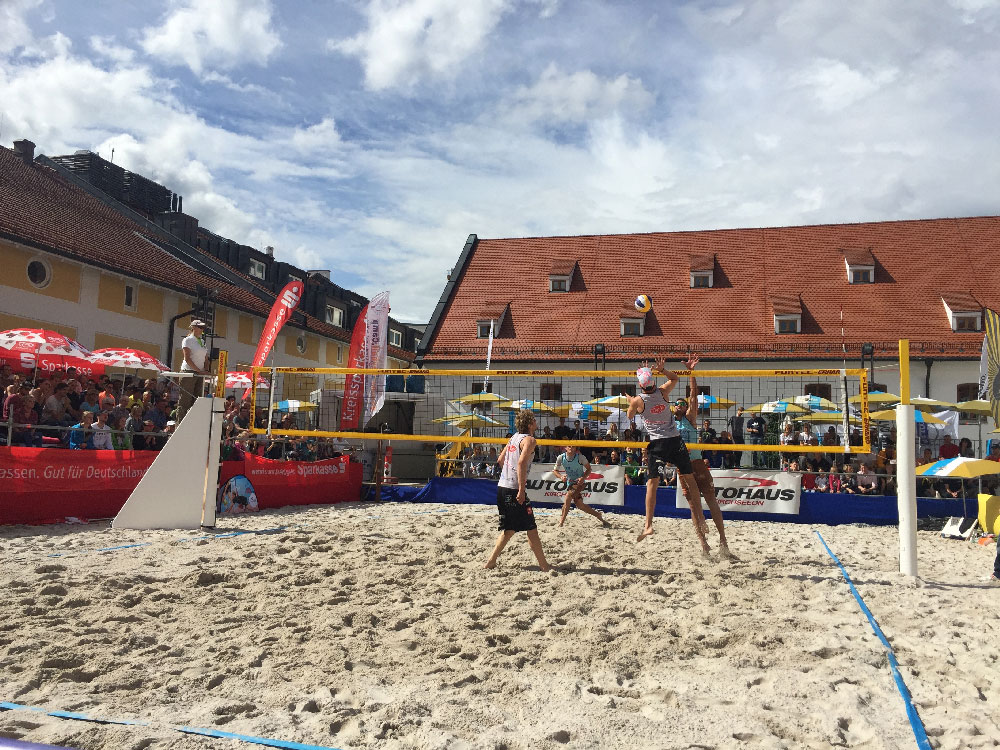 Ebersberg_Beachvolleyball